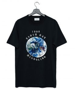 1990 Earth Day Mendocino T Shirt KM