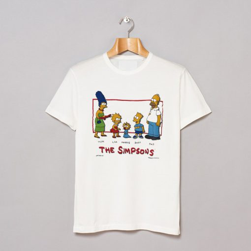 1990s Bart Simpson the Simpsons T Shirt KM