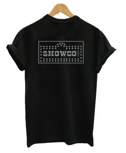 Vintage Led Zeppelin ~ Showco Sound 1973 Tour T Shirt Back KM