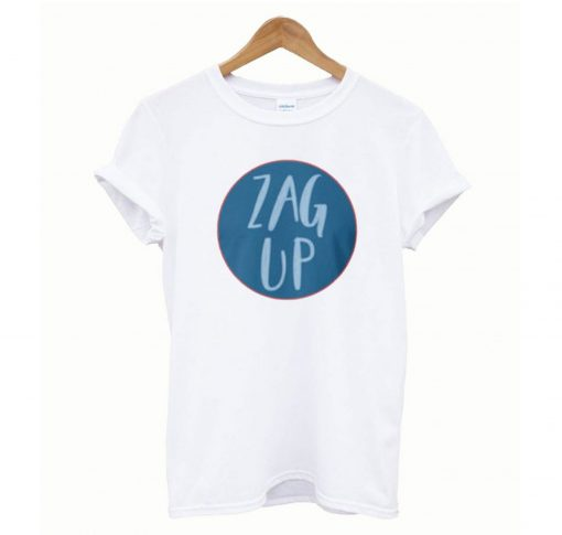 Zag Up T-Shirt KM