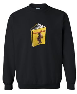 1990s Curious George Vintage Sweatshirt KM