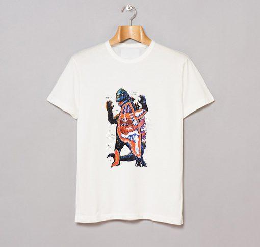 Godzilla Anatomy T-Shirt KM