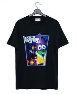 Larry Boy 2002 Veggie Tales T-Shirt KM