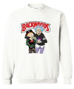 Rick and Morty Backwoods Sweatshirt KM