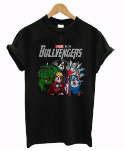 The Avengers Bulldog Bullvengers T-Shirt KM