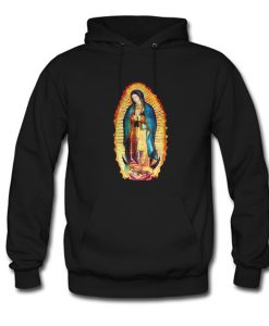 Virgin Mary Our Lady Hoodie KM