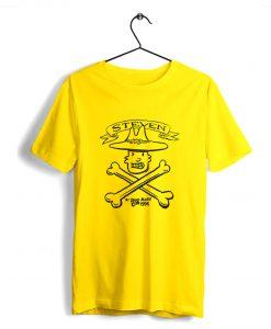 Vtg 1995 STEVEN Comic Book DOUG ALLEN T Shirt KM